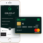 Fintech startup Glint de-cloaks to offer a Multi-currency Account and Card that supports Spending Gold