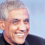 Venture capitalist Vinod Khosla is betting big on innovation startups