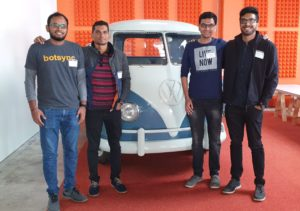 Singapore-based robotics startup Botsync secures seed-funding from lead investors